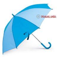 Paraguas promocional de niño para publicidad