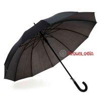 Paraguas de 12 varillas publicitario