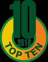 Top Ten 2019