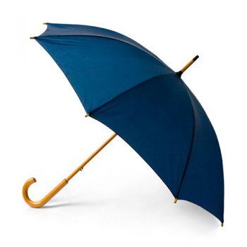 Paraguas empuñadura madera
