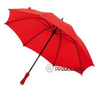 Paraguas con funda para publicidad y promociones.