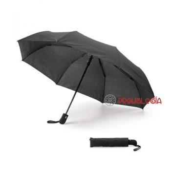 Paraguas plegable publicitario para promoción y merchandising