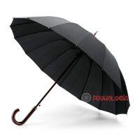 Paraguas de 16 varillas publicitario